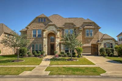 Manvel Single Family Home For Sale: 4115 Candlewood Lane