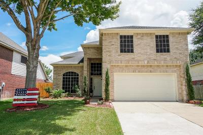 Sugar Land Single Family Home For Sale: 12819 Stratford Heights