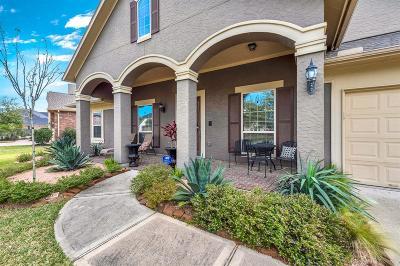 Fulshear Single Family Home For Sale: 3907 Banks Landing Court