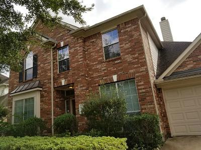 Pearland Rental For Rent: 11612 Summer Moon Drive