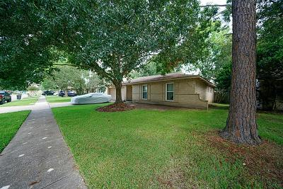 League City Single Family Home For Sale: 6126 Creekside Lane
