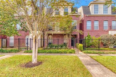 Houston Single Family Home For Sale: 2314 Brun Street