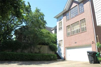 River Oaks Single Family Home For Sale: 2311 Welch Street