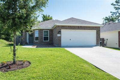 Montgomery Single Family Home For Sale: 18476 Sunrise Maple Dr