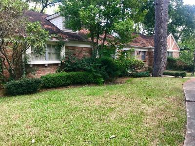 Harris County Single Family Home For Sale: 119 Sandalwood Drive