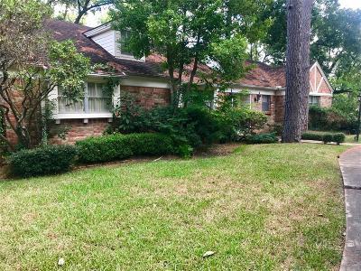 Houston Single Family Home For Sale: 119 Sandalwood Drive