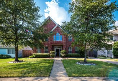 Bellaire Single Family Home For Sale: 4524 Mayfair Street