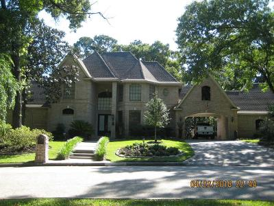 Conroe TX Single Family Home For Sale: $449,000