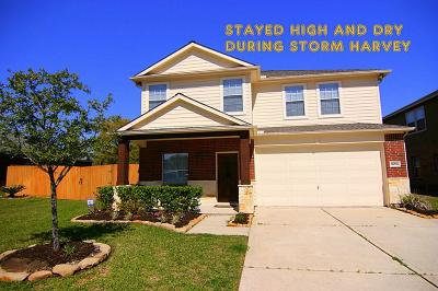 Tomball Single Family Home For Sale: 10118 Taylor Springs Lane