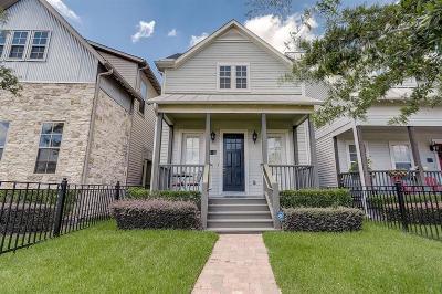 Houston Single Family Home For Sale: 8740 Kempwood Drive