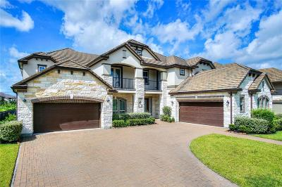 Katy TX Single Family Home For Sale: $590,000