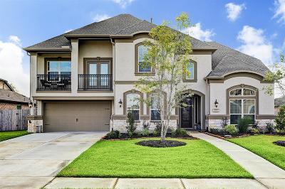 Friendswood Single Family Home For Sale: 2457 Morning Ridge Lane