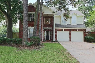 Spring Single Family Home For Sale: 3603 Laurel Hollow Drive