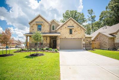 New Caney Single Family Home For Sale: 18903 Sorrento Point Drive
