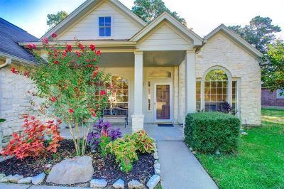 Magnolia TX Single Family Home For Sale: $220,000