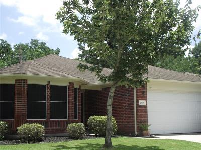 Spring Single Family Home For Sale: 20810 Reno Ranch Lane