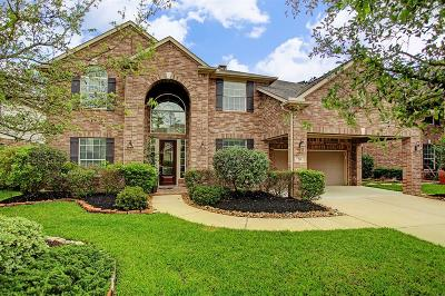 The Woodlands Single Family Home For Sale: 70 W Canyon Wren Circle