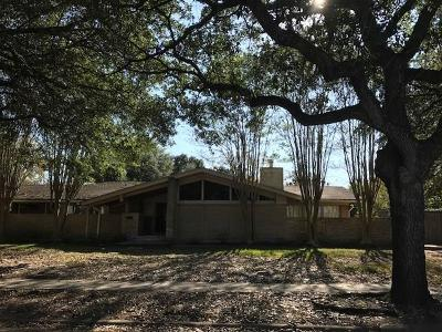Meyerland Single Family Home For Sale: 5047 Glenmeadow Drive