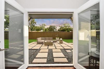 Houston Single Family Home For Sale: 6031 Ludington Drive