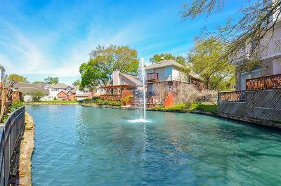 Houston Single Family Home For Sale: 1210 Saint Johns Woods Street