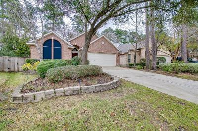 The Woodlands Single Family Home For Sale: 99 S Veranda Ridge Drive