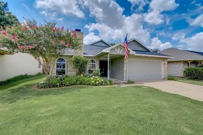 Houston Single Family Home For Sale: 16011 Beechnut Street