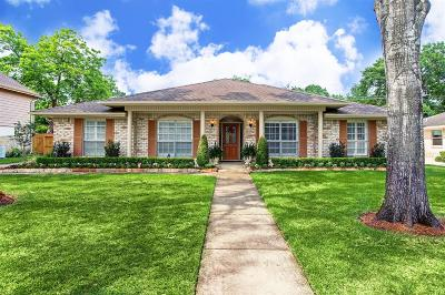 Houston Single Family Home For Sale: 10914 Candlewood Drive