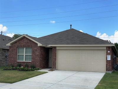 Channelview Single Family Home For Sale: 1135 Agua Dulce