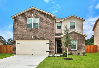 Waller County Single Family Home For Sale: 1018 Texas Timbers Drive