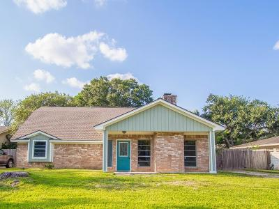 Katy Single Family Home For Sale: 22722 Fincastle Drive