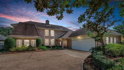 Sugar Land Single Family Home For Sale: 1814 Country Club Boulevard Boulevard