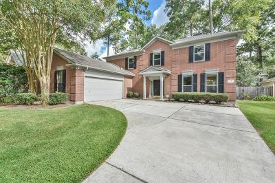 The Woodlands Single Family Home For Sale: 26 Plum Blossom Place