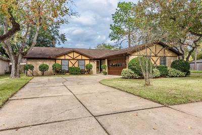 Houston Single Family Home For Sale: 15819 Havenhurst Drive