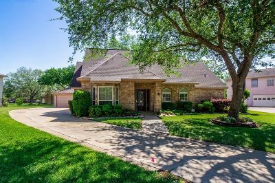 Pearland Single Family Home For Sale: 2303 Kerry Circle