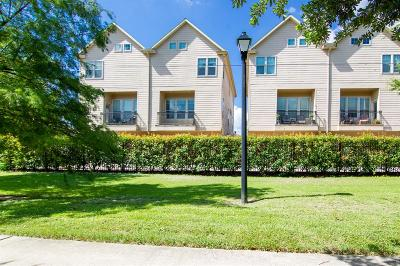 Houston Condo/Townhouse For Sale: 97 Sidney Street