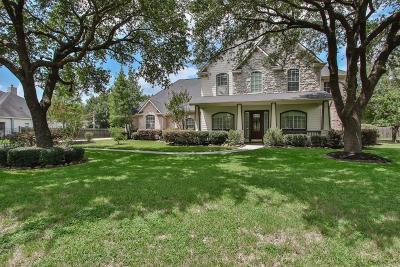 Tomball Single Family Home For Sale: 17514 N Yaupon Circle