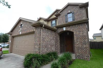 Cypress TX Single Family Home For Sale: $245,000