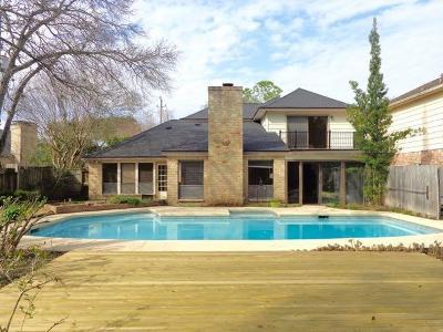 Houston Single Family Home For Sale: 12243 Gladewick Drive