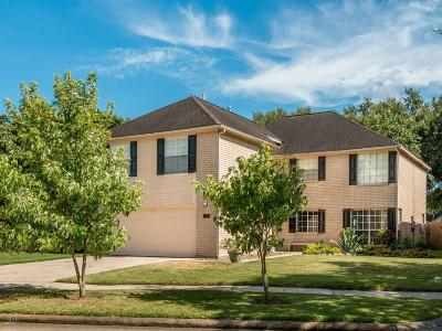 League City TX Single Family Home For Sale: $275,000