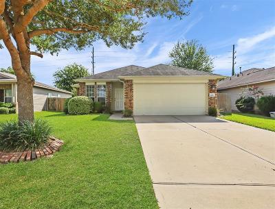 Richmond Single Family Home For Sale: 1126 Pecos Pass Drive