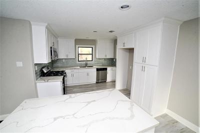Houston Single Family Home For Sale: 4403 Hain Street