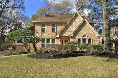 Kingwood Single Family Home For Sale: 2907 Eagle Creek Drive