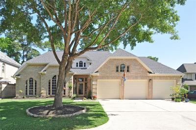 Humble Single Family Home For Sale: 7915 Palmer Place Lane