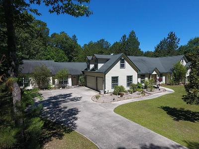 New Caney Single Family Home For Sale: 23951 Majestic Forest