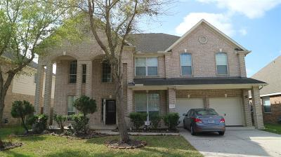 Kingwood Single Family Home For Sale: 21534 Black Opal Lane