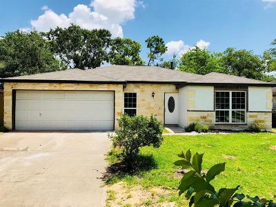 Missouri City Single Family Home For Sale: 611 Martin Lane