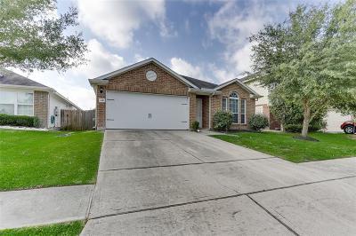 Humble Single Family Home For Sale: 3410 Bluebird Park Lane