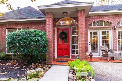 Kingwood TX Single Family Home For Sale: $287,000