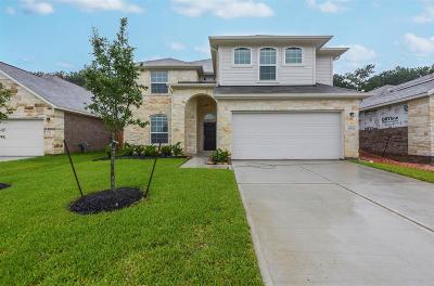 Tomball Single Family Home For Sale: 15627 Lakewood Terrace Drive