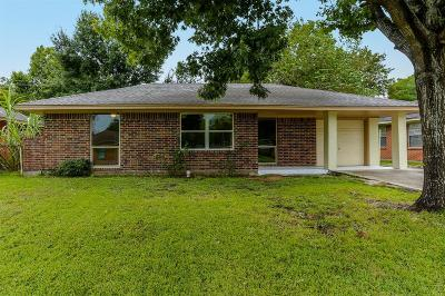 Houston Single Family Home For Sale: 674 Globe Street